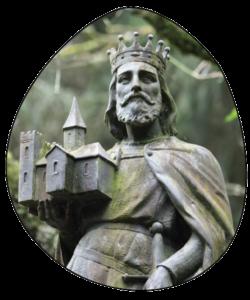 Saint Judicaël, roi de Domnonée